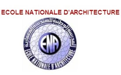 2015-2016 مباراة ولوج المدرسة الوطنية للهندسة المعمارية