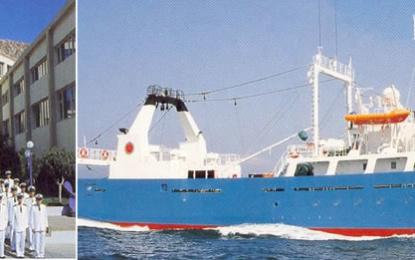 مباراة المعهد العالي للصيد البحري أكادير 2014-2015