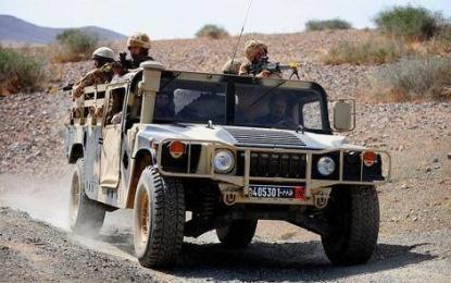 مباراة ولوج ضباط الصف للقوات المسلحة الملكية في عدة تخصصات