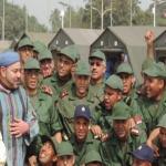 المستشفى العسكري المغربي