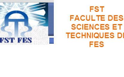 Concours FST Fes 2015-2016
